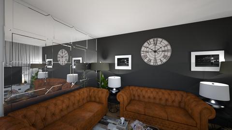 after 5 years LRM 1BB8 - Living room  - by zainab alkaram