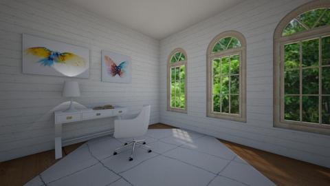 White Office - Office  - by BaylorBear
