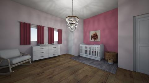 Nursery  - Kids room  - by cpinkelman