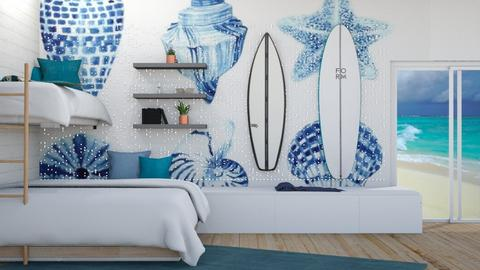 Contest 5_Demigirl9 - Bedroom  - by DemiGirl9
