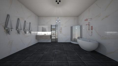 Family bathroom - Bathroom  - by ATHENANn