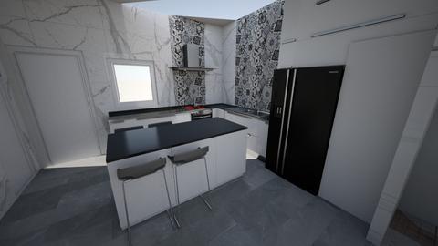 Kitchen - Modern - Kitchen  - by ace stargate