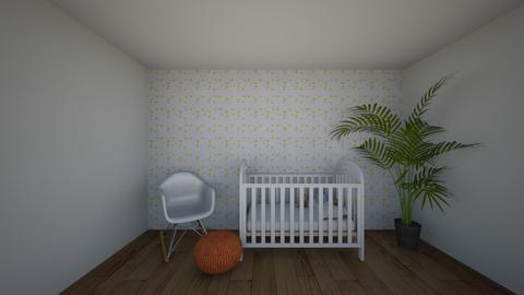 nursery contest - Kids room  - by Ellzbee