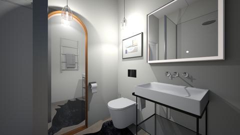 uni student - Classic - Bathroom  - by katahie12345