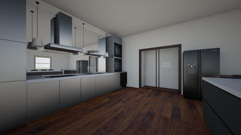 HOUSEe - Kitchen  - by Carely Gomez