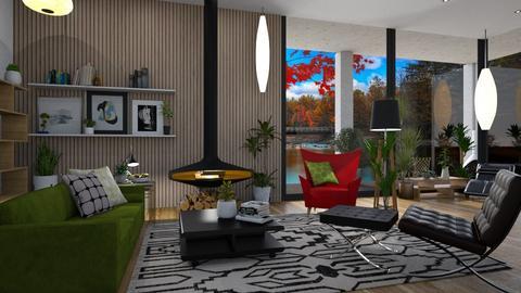 Trib to Conran - Living room  - by  krc60