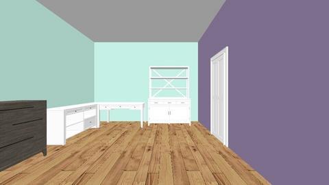 Cadee Scheer - Bedroom  - by cscheer942