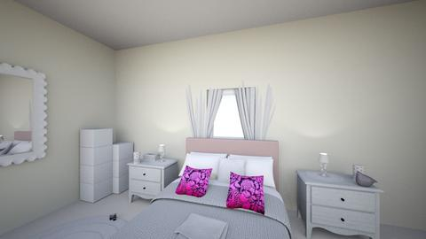 exercise 9 2502021  - Bedroom  - by JOBELLA20