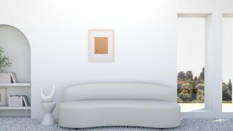 Minimalism - Living room  - by Thepanneledroom
