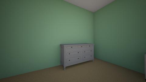 zoeybowe2496 - Eclectic - Bedroom  - by Zoeybowe2496