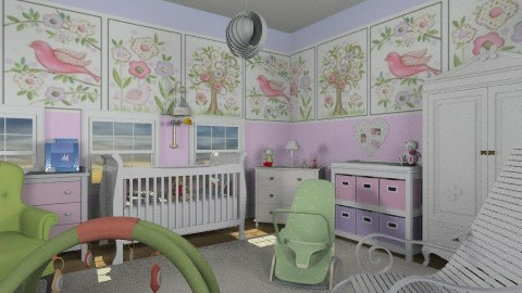 Nursery - Classic - Kids room  - by milyca8
