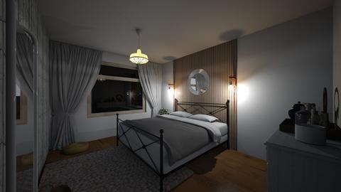 bedroom2 - Bedroom  - by alinahegedus88