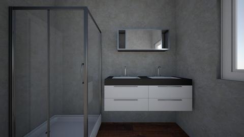 1 - Bathroom  - by YleCala