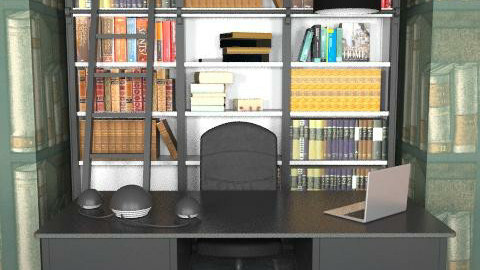 Inmortal´s Studio2 - Classic - Office  - by sacerdote