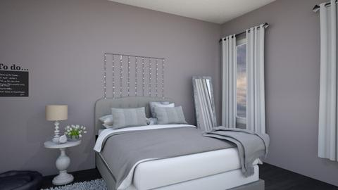 cmasua1 - Modern - Bedroom  - by masuac20