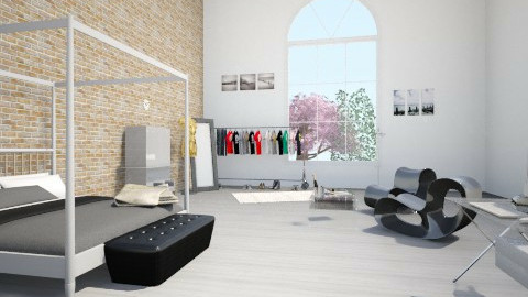 Room - Modern - by sydneygaddy