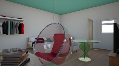 Girls Room - Modern - Bedroom  - by NiciDesign