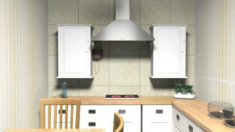 kitchen eshko - Country - Kitchen  - by darcella