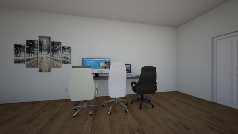 Dans - Living room  - by dan_simo