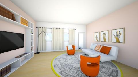 Living Room - by Jaja Mdr