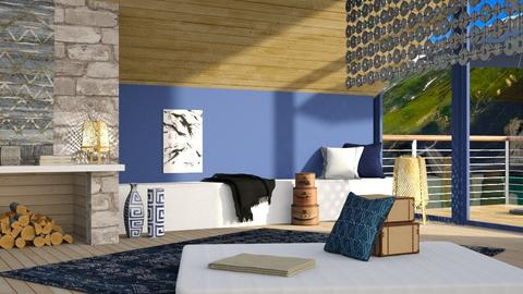 lake_contest_designkitty - Living room  - by designkitty31