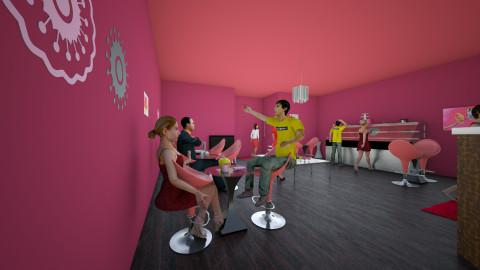 Cupcakery - Modern - Office  - by klehman21