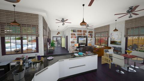 in zanzibar- kitchen5 - Kitchen  - by Conchy