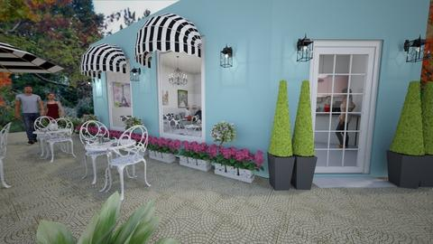 Patisserie Store front - by islandvibz
