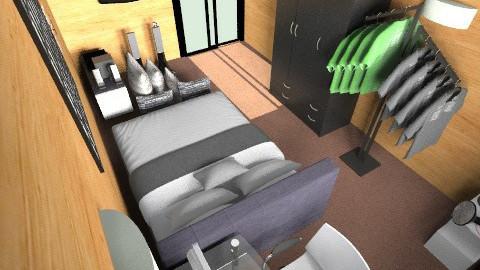 way design - Minimal - Bedroom  - by waywayy
