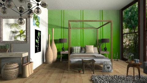 Bedroom - Bedroom - by elenathoni