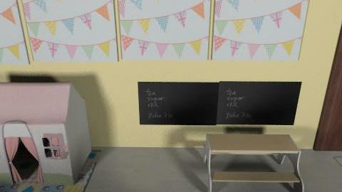 ici daycare v3z - Vintage - Kids room - by mehar