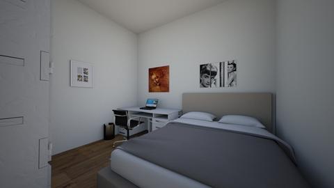 KAMAR DEPAN 1 - Modern - Living room  - by djokos