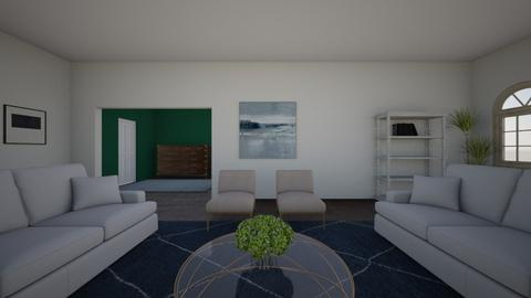 living room  - by FqE