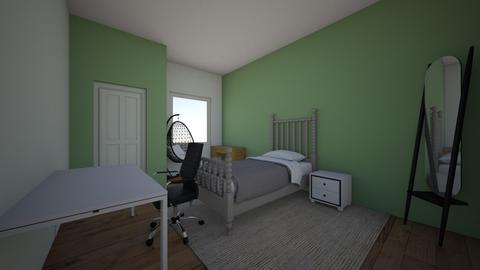 kamer nora drie - Bedroom  - by noortje2007