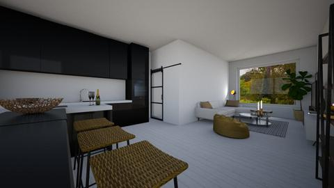 My own house - Modern - Living room  - by FDM