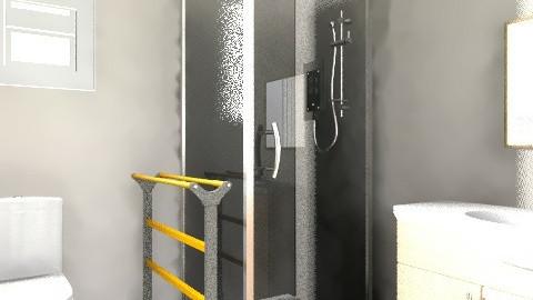Bathroom v1 - Minimal - Bathroom  - by DirtyPaws