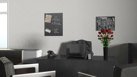 Studio - Classic - Office - by adamafre