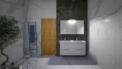 bath - Bathroom  - by ameliapyka