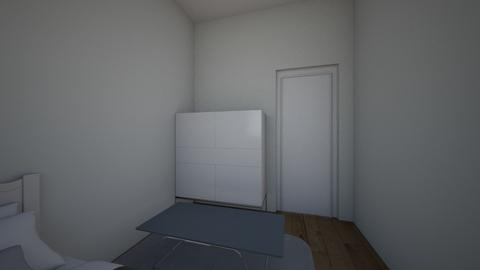 Kamar kos - Minimal - Bedroom  - by auliazahra71