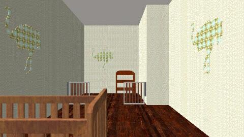 BabyRoom - Classic - Kids room  - by Sarah Van Holen