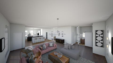 d - Living room  - by levissa