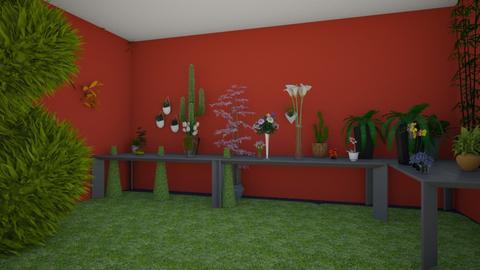 Garden - Classic - Garden - by Resheena Anthony11