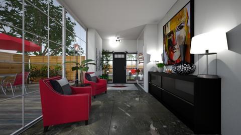 hallway - by hillygabe