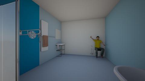 rawans design  - Glamour - Bedroom  - by sanaria rashad