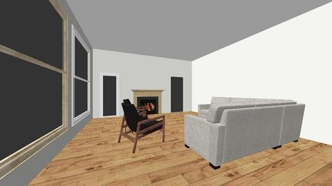 Behzad - Modern - Living room  - by tracy121668