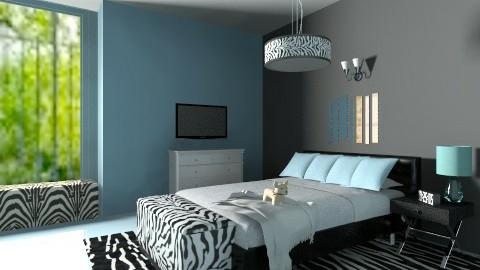 Dream Bedroom - Bedroom - by Annaduley