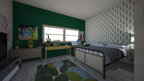 Bedroom - Bedroom  - by katklo03