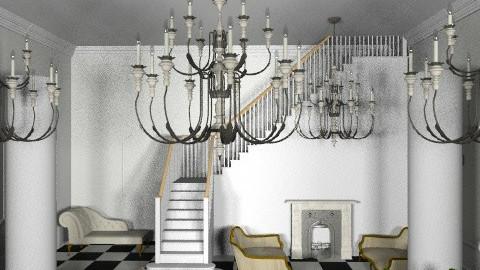Dorothy Draper - Classic - Bedroom  - by Coco_Juno