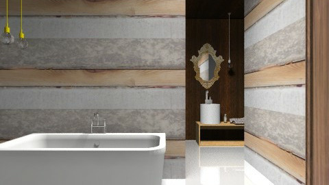 eM Bath - Minimal - Bathroom  - by 3rdfloor