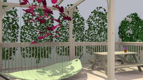 jardim1 - Classic - Garden  - by marilentz